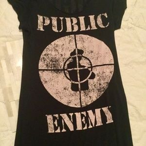 Chaser 'Public Enemy' Tee